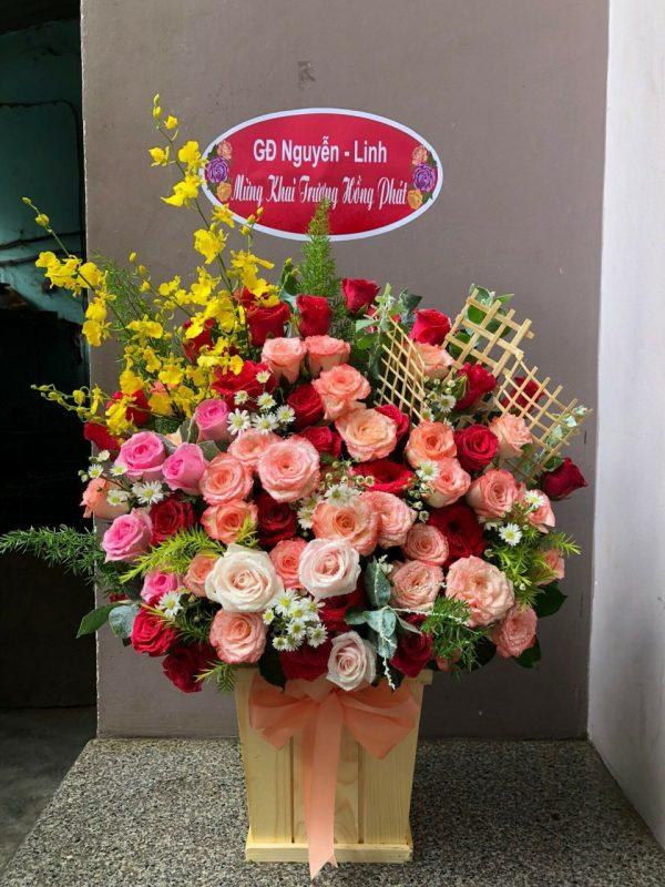 Hoa chia buồn Phong Điền
